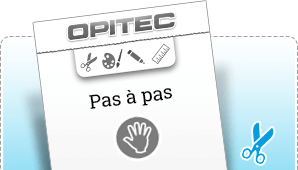 Instructions de bricolage exclusives OPITEC