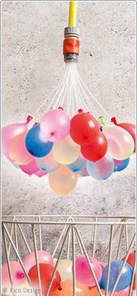 Globos hinchables & Co.