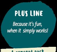 OPITEC Plus Line - Eine Konzeptpackung - viele Möglichkeiten!