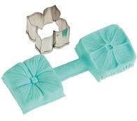 e63016d67af8 Los lotes de moldes de silicona están formados por un molde para cortar y  un molde de silicona