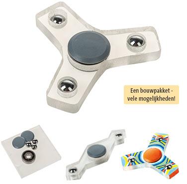 Bouwpakket OPITEC acryl spinner