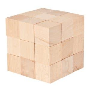 Cubos SOMA (30 x 30 x 30 mm) 27 piezas