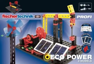 FT Fischertechnik Profi Eco Power