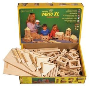 Construcción con leños Easy-Line Vario XL, 180 p.