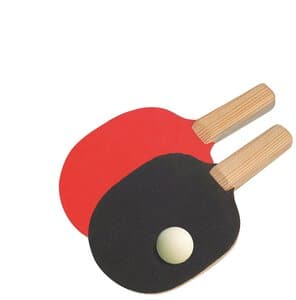 Raquette de Ping Pong en bois, la pièce