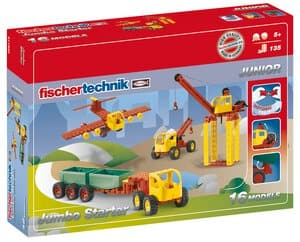 Fischertechnik Junior Starter Jumbo Set