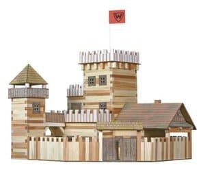 Castillo Easy-Line 530 x 410 x 460 mm, 607 piezas