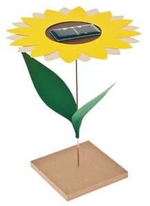 Solar-Sonnenblume