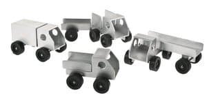 Aluminium trekker-oplegger