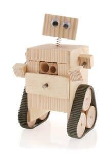 Puntenslijper - Robot