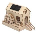 Easy-Line mulino ad acqua solare, 1 pezzo