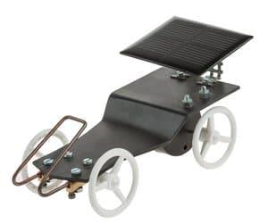 Solar mobiel / De Groene mobiel Fix it!