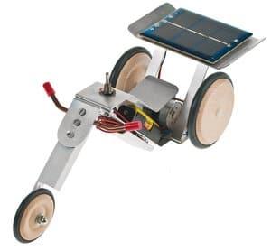 Premium-Line Solar-Trike