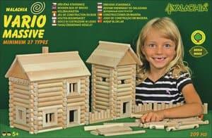 Caja de construción de madera Easy Line - Vario