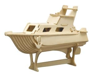 Easy-Line 3D jacht