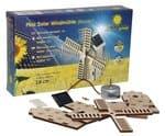 Mini molino de viento solar Easy-Line