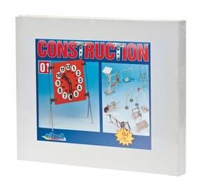 Metaal bouwdoos Construction 01