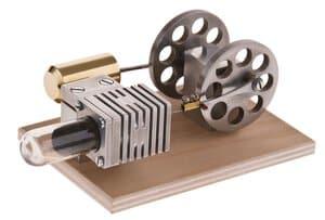 Heteluchtmotor (Stirlingmotor)