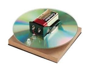 Rainbow-disc