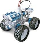 Brandstofcel-SUV-voertuig (zoutwatermotor)
