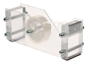 Dispensador de cinta adhesiva de metacrilato