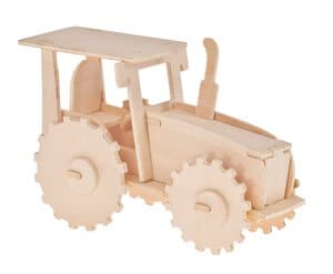 Easy-Line 3D tractor