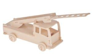 Easy-Line 3D brandweerauto
