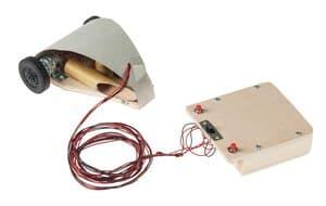 Bi-power-voertuig met kabel-afstandsbesturing