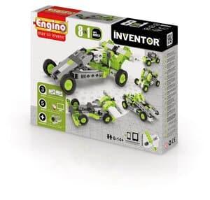 Engino Inventor - voertuigen 8 in 1