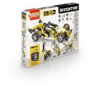 Engino Inventor 120 in 1 met elektromotor