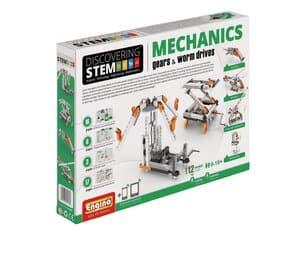 Engino STEM Mechaniek: Aandrijving en Wormwiel