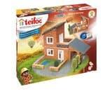 Construction briques - Villa avec garage