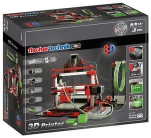 Fischertechnik 3D-printer
