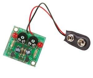 Mini Kit - knipperende LED's MK 102