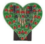 Mini-Kit Blinkendes Herz MK 101