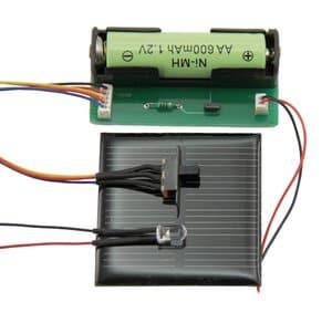 Solar-verlichting 'Easy-Light' met laadapparaat