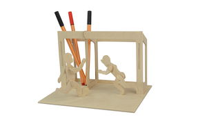 Easy-Line 3D pennenhouder - voetbal