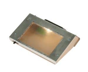 Solar buitenlamp/huisnummer verlichting