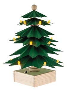 LED-kerstboom (140 x 140 x 200 mm)
