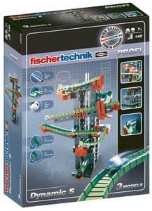 Fischertechnik Dynamic S Knikkerbaan