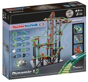 Fischertechnik Dynamic L2 Kogelbaan