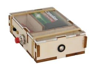 Easy-Line zaklamp - soldeer bouwpakket