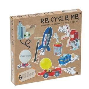 RE-CYCLE-ME knutselpakket - Wetenschap