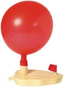Ballon - knetterboot