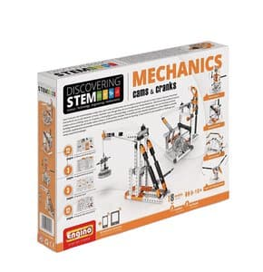 Engino® STEM Mecánica: leva y manivelas