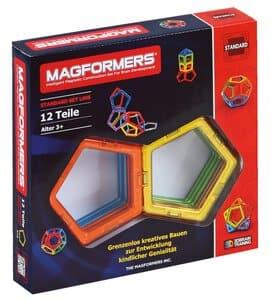 MAGFORMERS magneet set - vijfhoek, 12-delig