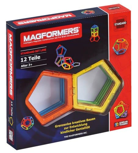 jeu de construction aimant magformers pentagone opitec. Black Bedroom Furniture Sets. Home Design Ideas