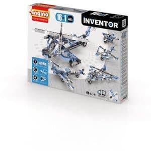 Engino Inventor 16 in 1 Flugzeuge