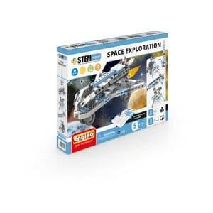 Engino STEM Heroes Space Exploration - Ruimtevaart
