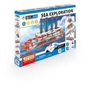 Engino STEM Heroes Sea Exploration - Zeevaart